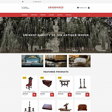 Website Template № 59523
