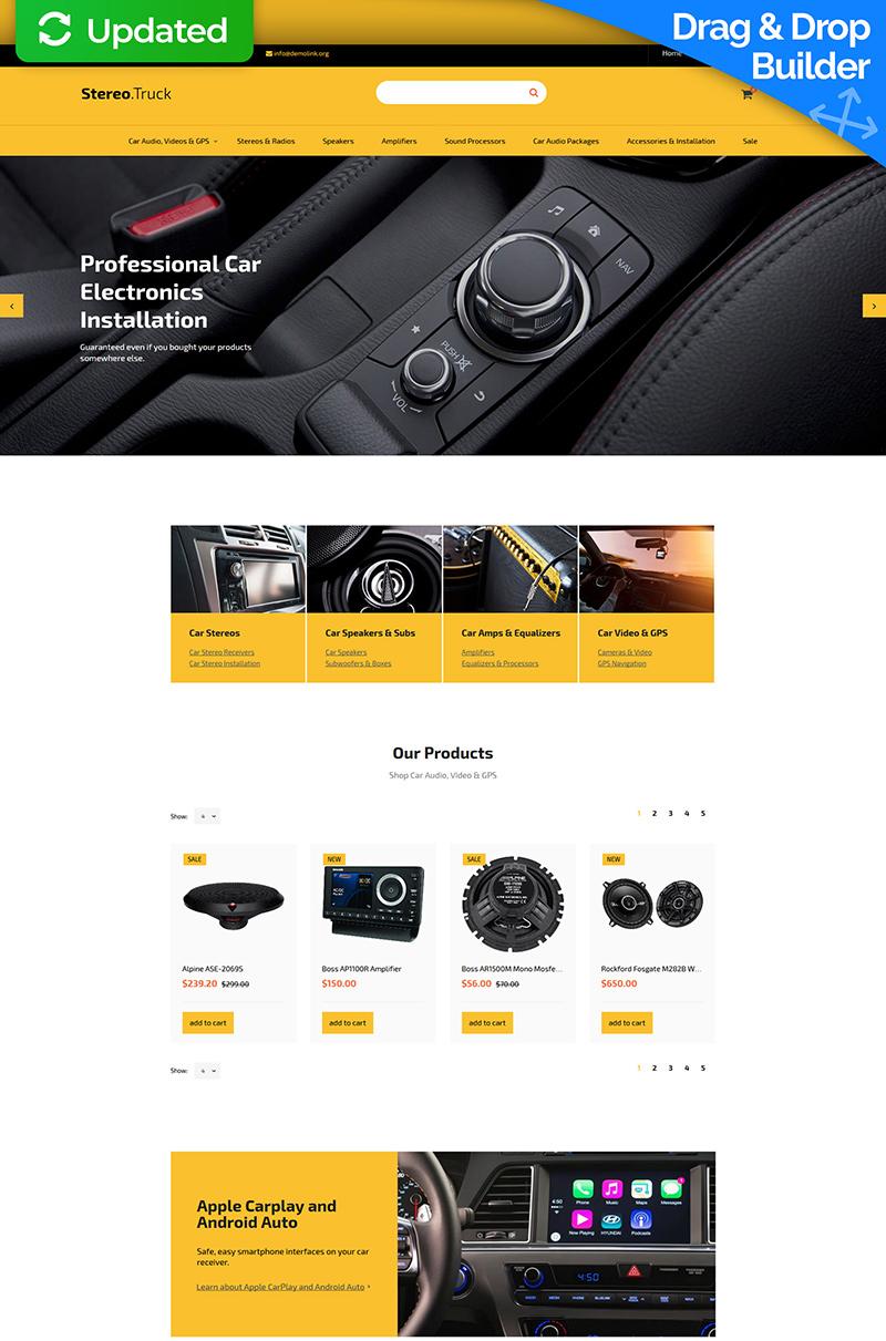 MotoCMS Ecommerce Templates