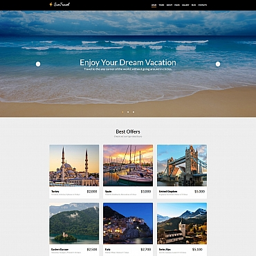 Website Template № 59534