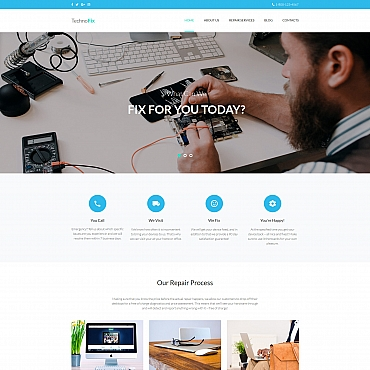Website Template № 59547