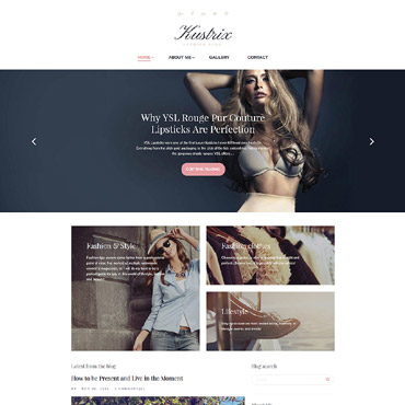 Website Template № 59573