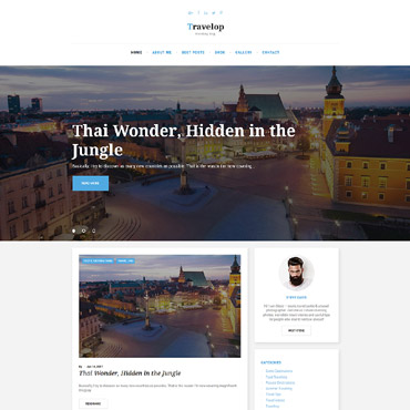 Website Template № 59576