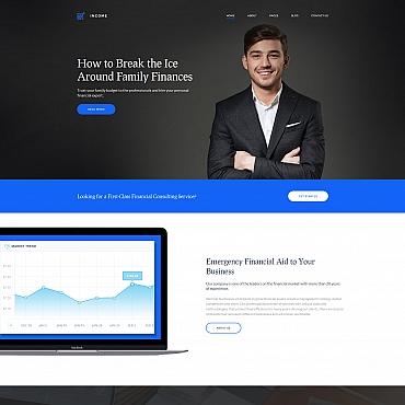 Website Template № 59994