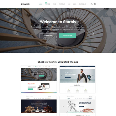 Website Template № 60047