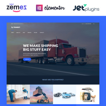 Website Template № 60055