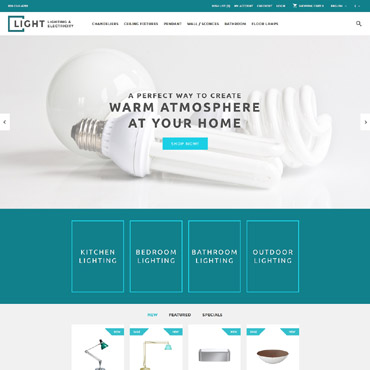 Website Template № 60056