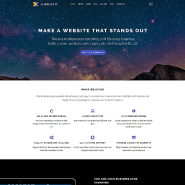 Website Template № 60060