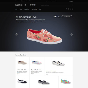 Website Template № 60069