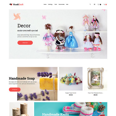 Website Template № 60070
