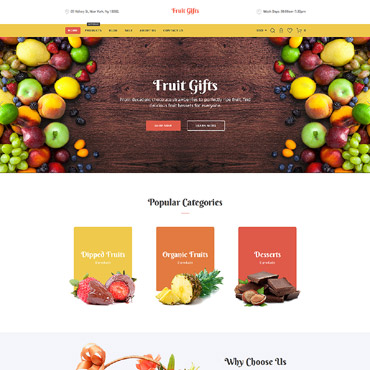 Website Template № 60086