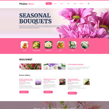 Website Template № 60091