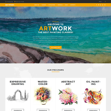 Website Template № 60115