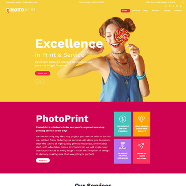 Website Template № 60122