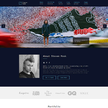 Website Template № 61116