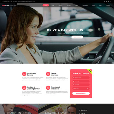 Website Template № 61124
