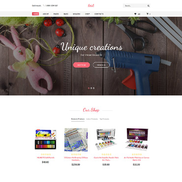 Website Template № 61138