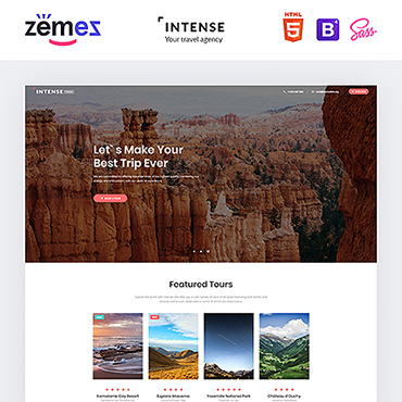 Website Template № 61143