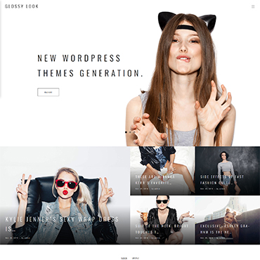 Website Template № 61147