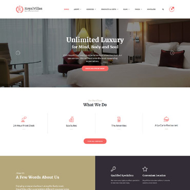 Website Template № 61178