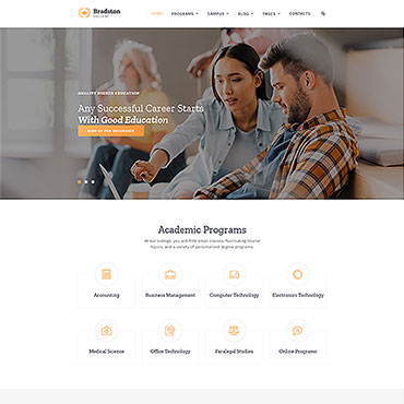 Website Template № 61185