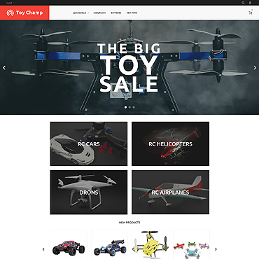 Template Divertisment Magento #61192