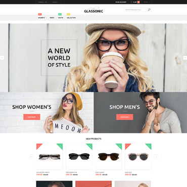 Website Template № 61193