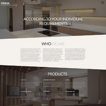 Website Template № 61197
