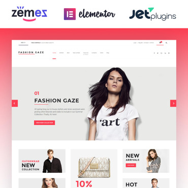 Website Template № 61199
