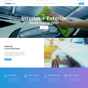 Website Template № 61224