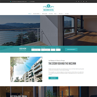 Website Template № 61237