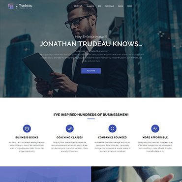 Website Template № 61238