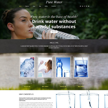 Website Template № 61262