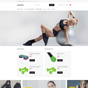 Website Template № 61271