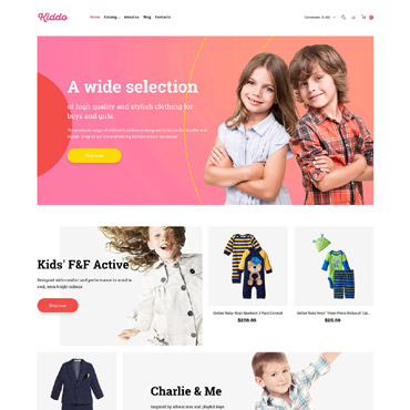 Template Familie VirtueMart #61272