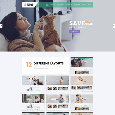 Website Template № 61279