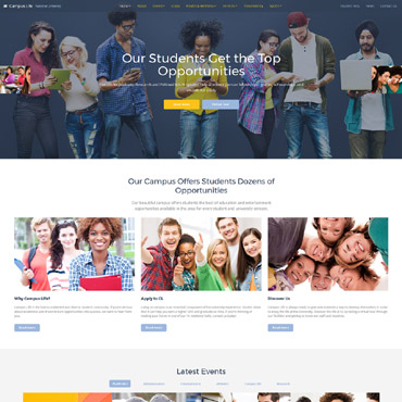 Website Template № 61281