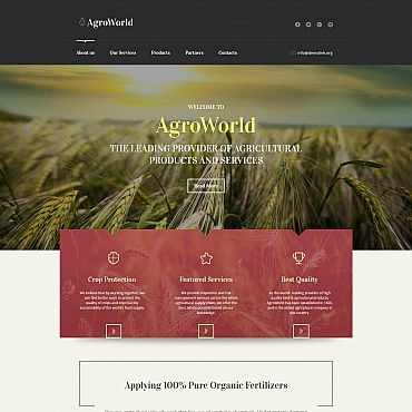 Website Template № 61292