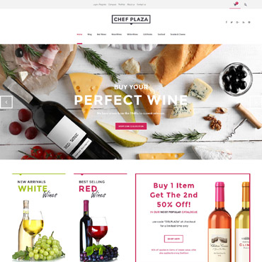 Website Template № 61302