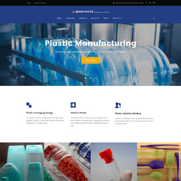 Website Template № 61321