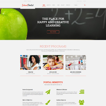 Website Template № 61330