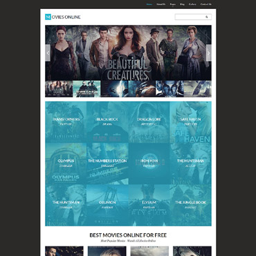 Website Template № 61332