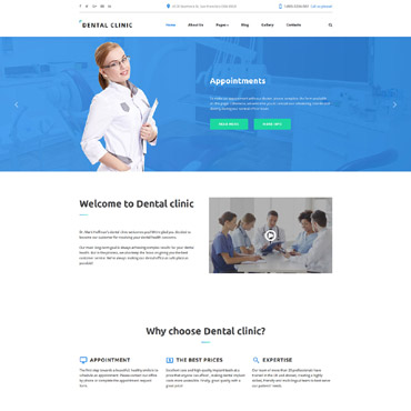 Website Template № 61338