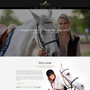Website Template № 61369