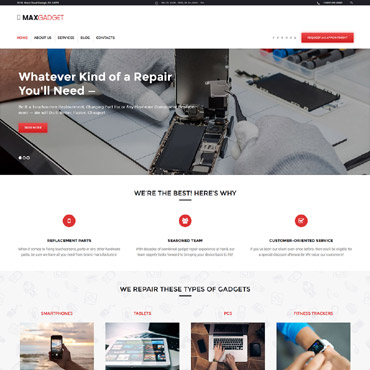 Website Template № 61379