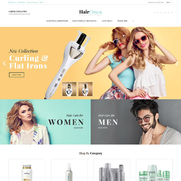 Website Template № 61418