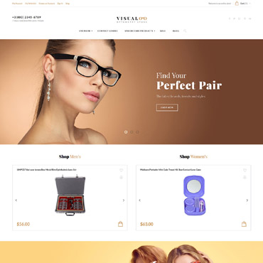 Website Template № 61419