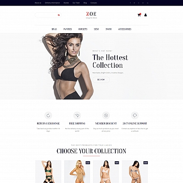 Template MotoCMS Ecommerce Templates #61999