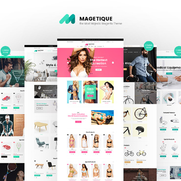 Website Template № 62000