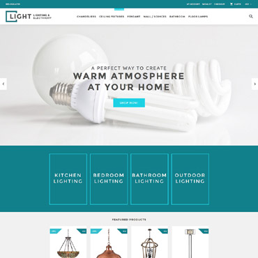 Website Template № 62005
