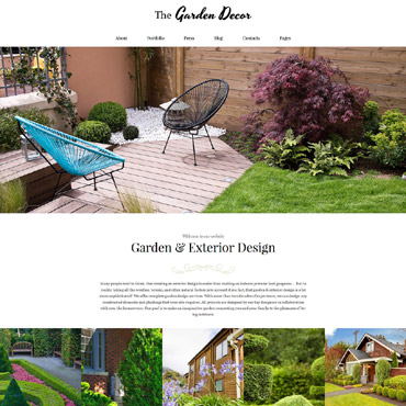 Website Template № 62020
